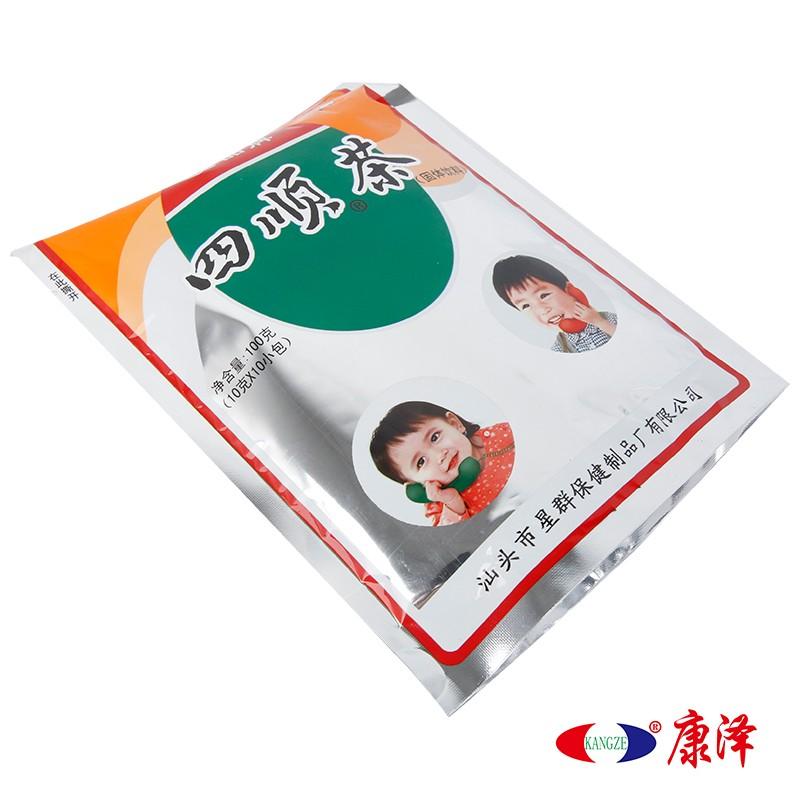 星群 四顺茶 100克(10克*10袋)