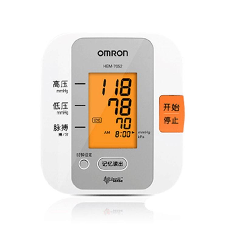 欧姆龙 欧姆龙智能电子血压计(上臂式) HEM-7052