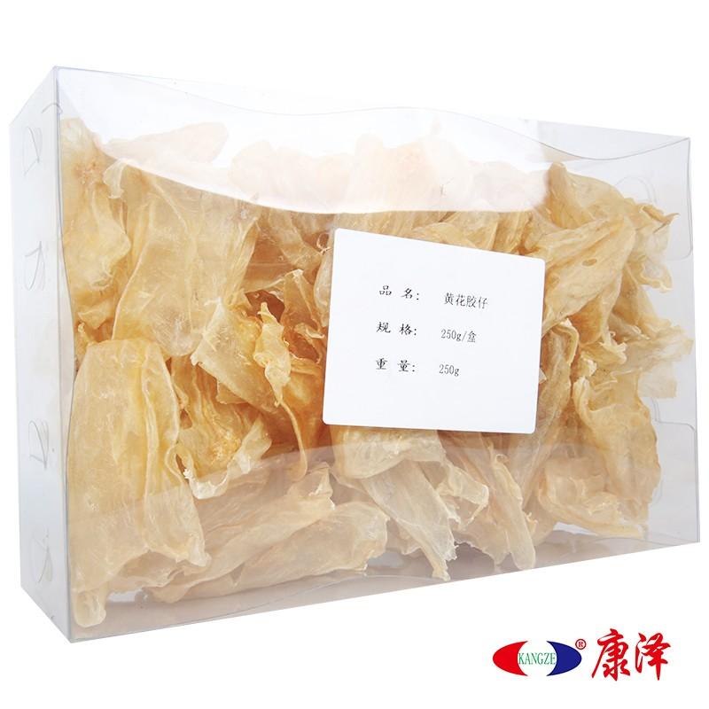 良济堂 黄花胶(鱼胶礼盒装) 250g/盒(120头)