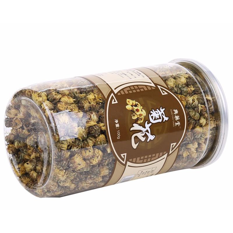 良济堂 菊花(胎菊)100g/罐